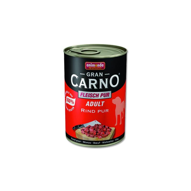 FELIX Konzerva ANIMONDA Gran Carno hovězí 400g