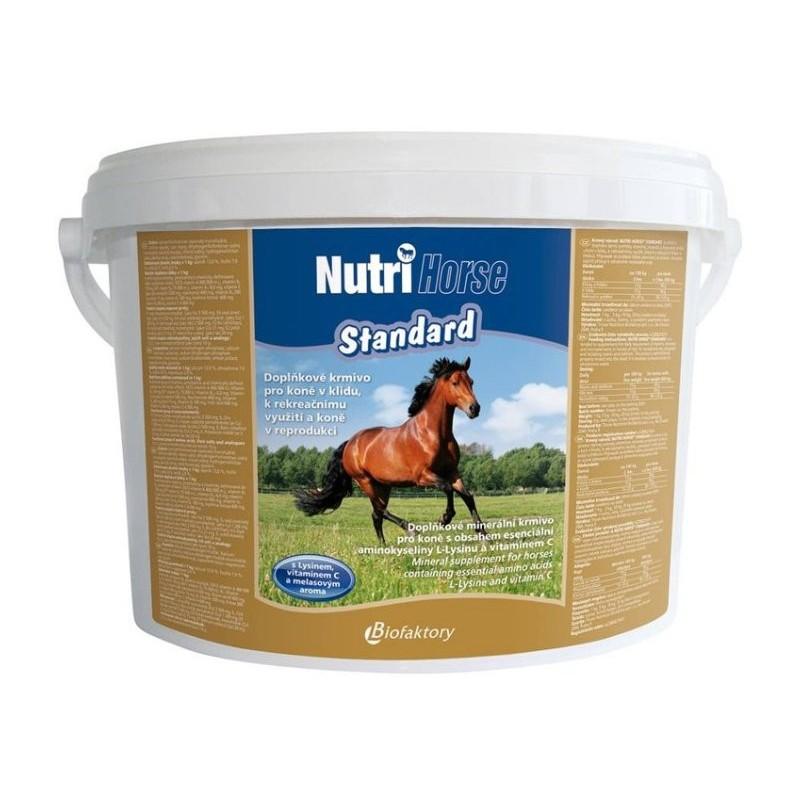 Canvit s.r.o. Nutri Horse Standard pro koně plv 20kg