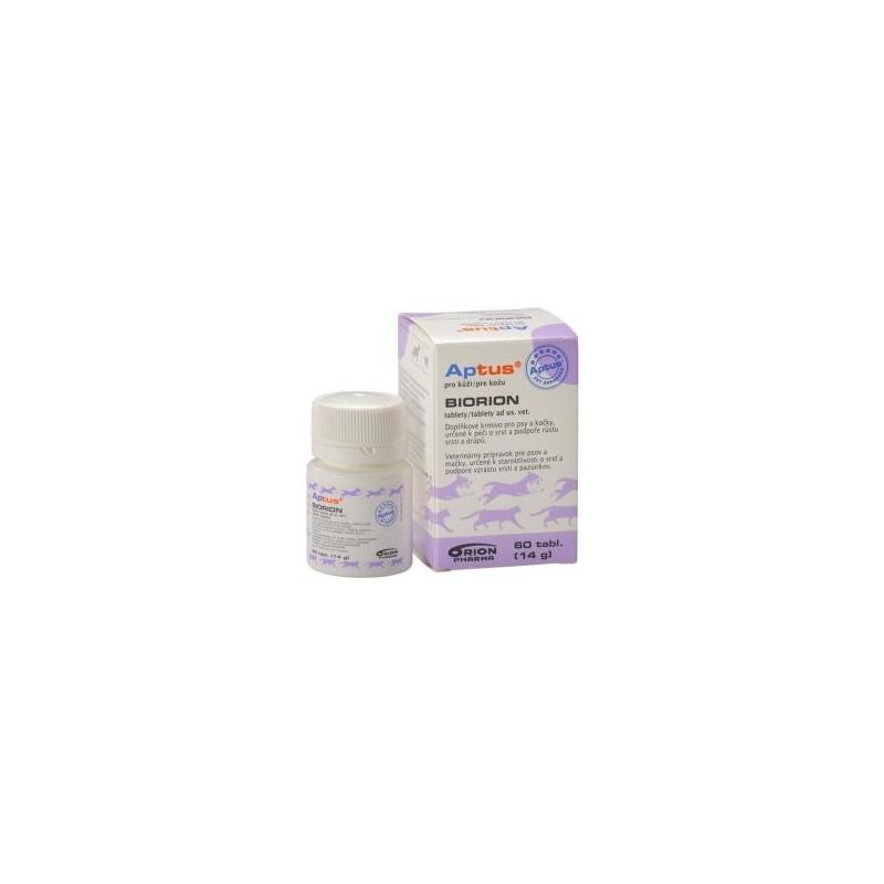 ORION Pharma Animal Health Aptus Biorion 60tbl