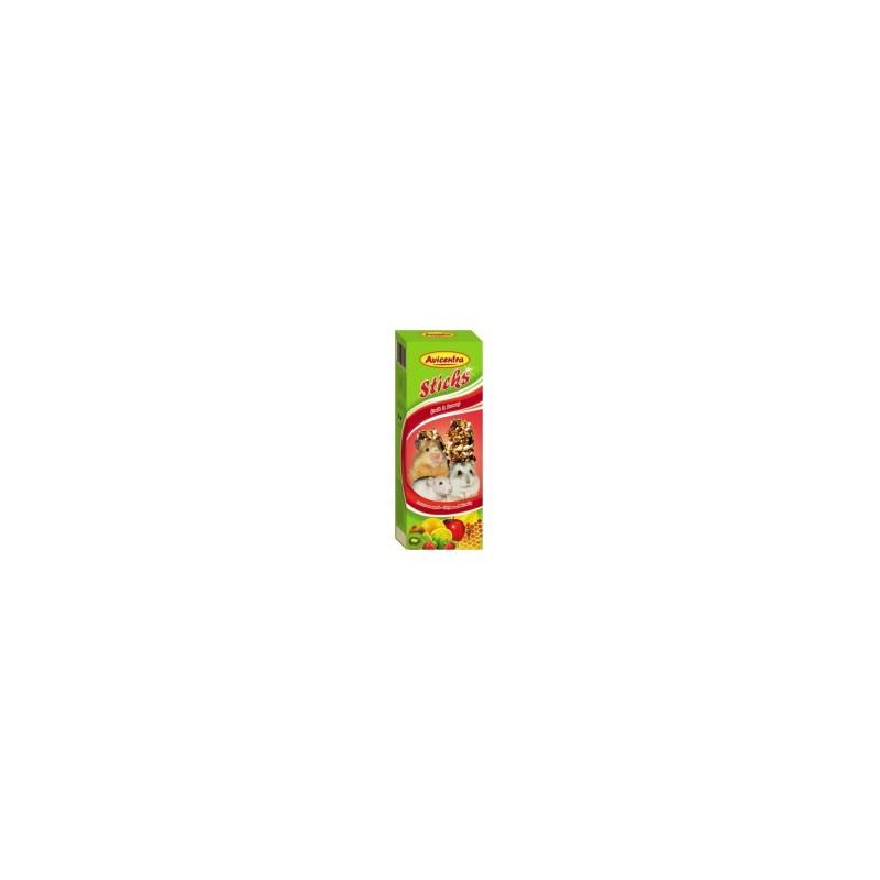 Avicentra s.r.o. Avicentra tyčinky malý hlodavec - ovoce+med 2ks