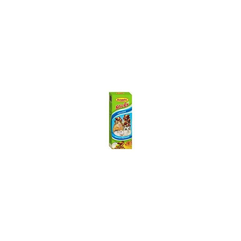 Avicentra s.r.o. Avicentra tyčinky malý hlodavec - ořech+med 2ks