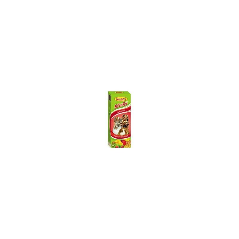 Avicentra s.r.o. Avicentra tyčinky velký hlodavec - ovoce+med 2ks