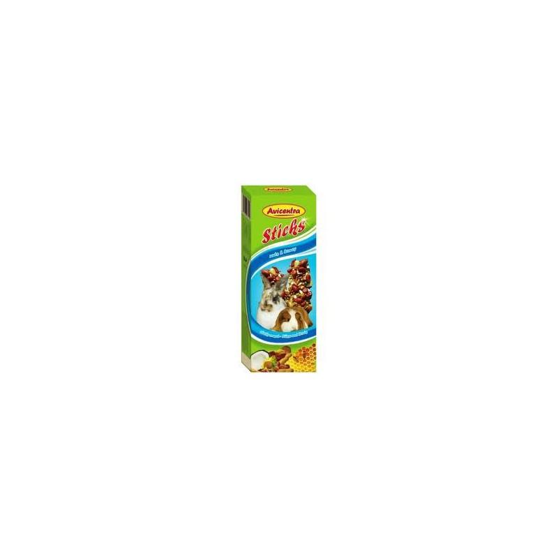 Avicentra s.r.o. Avicentra tyčinky velký hlodavec - ořech+med 2ks