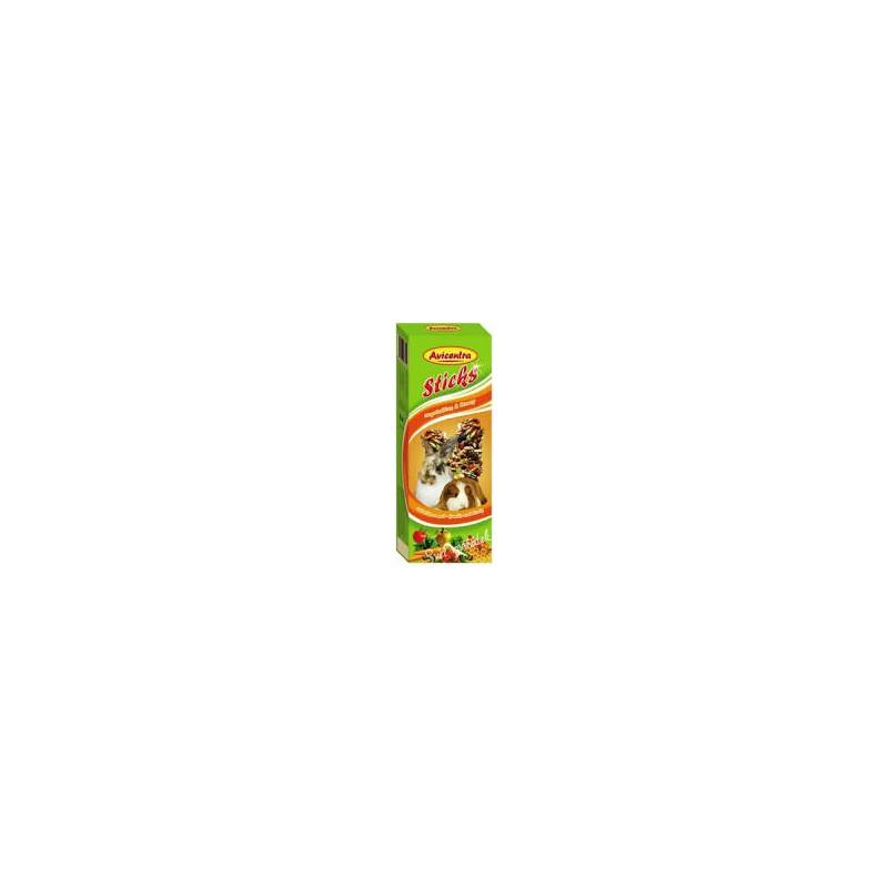 Avicentra s.r.o. Avicentra tyčinky velký hlodavec - zelenina+med 2ks
