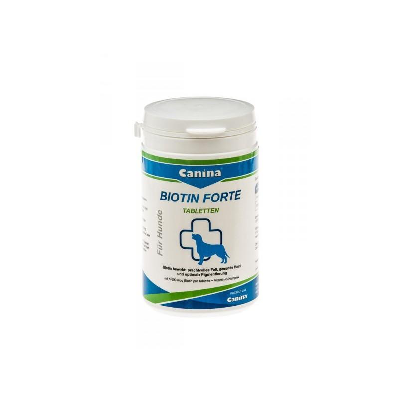 Canina pharma GmbH CZ Canina Biotin Forte 210tbl