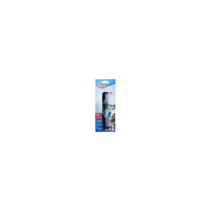 Trixie GmbH a Co.KG Hřeben na srst s rotačními zuby 1,5cm 18cm Trixie
