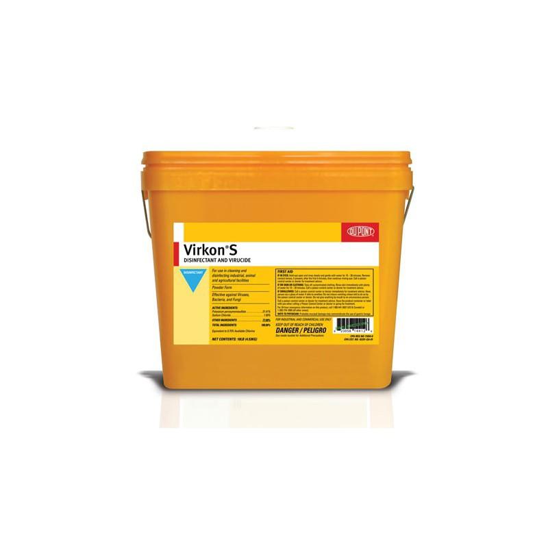 Du Pont Animal Health Virkon S plv 10kg (DOPRAVA ZDARMA)