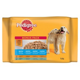 Pedigree kapsa Junior 4x100g