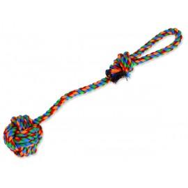 Přetahovadlo DOG FANTASY házecí barevné 35 cm 1ks