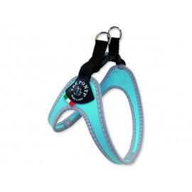 Postroj TRE PONTI reflexní do 3 kg světle modrý 1ks