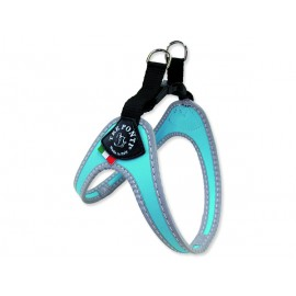 Postroj TRE PONTI reflexní do 5 kg světle modrý 1ks