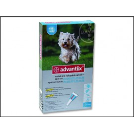 BAYER Advantix Spot-On pro psy 4 - 10 kg 1ml