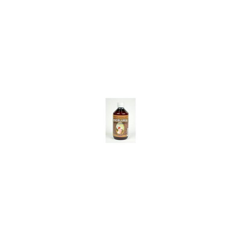 Aquamid s.r.o. Knoblamin E pro exoty česnekový olej 500ml