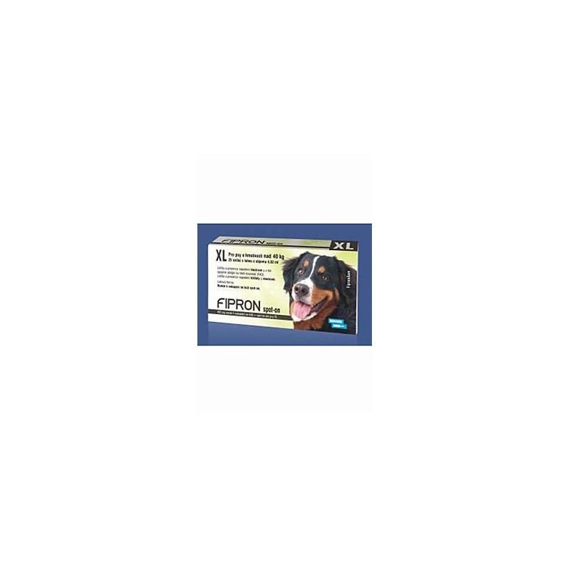 BIOVETA IVANOVICE NA HANE Fipron 402mg Spot-On Dog XL sol 1x4,02ml
