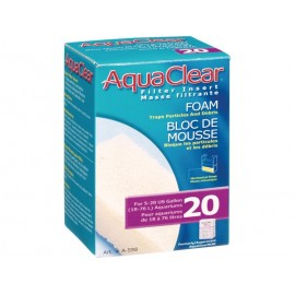 Náplň molitan AQUA CLEAR 20 (AC mini) 1ks