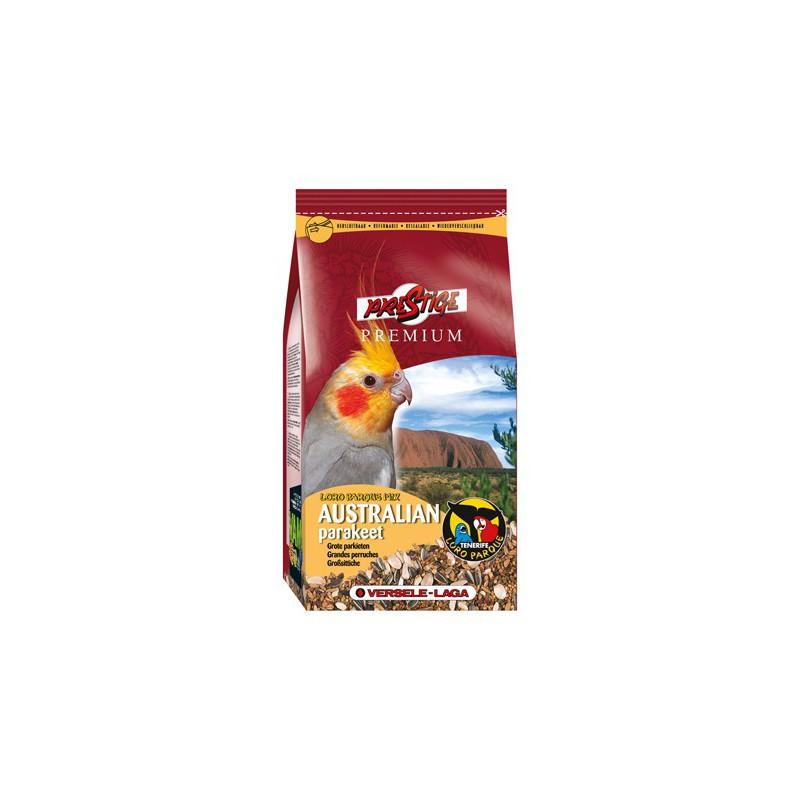 Versele-laga VERSELE-LAGA Premium Prestige pro střední papoušky 1kg