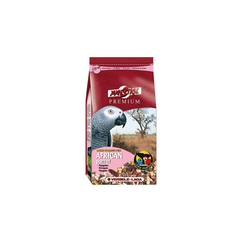 Versele Laga VERSELE-LAGA Premium Prestige pro africké velké papoušky 1kg