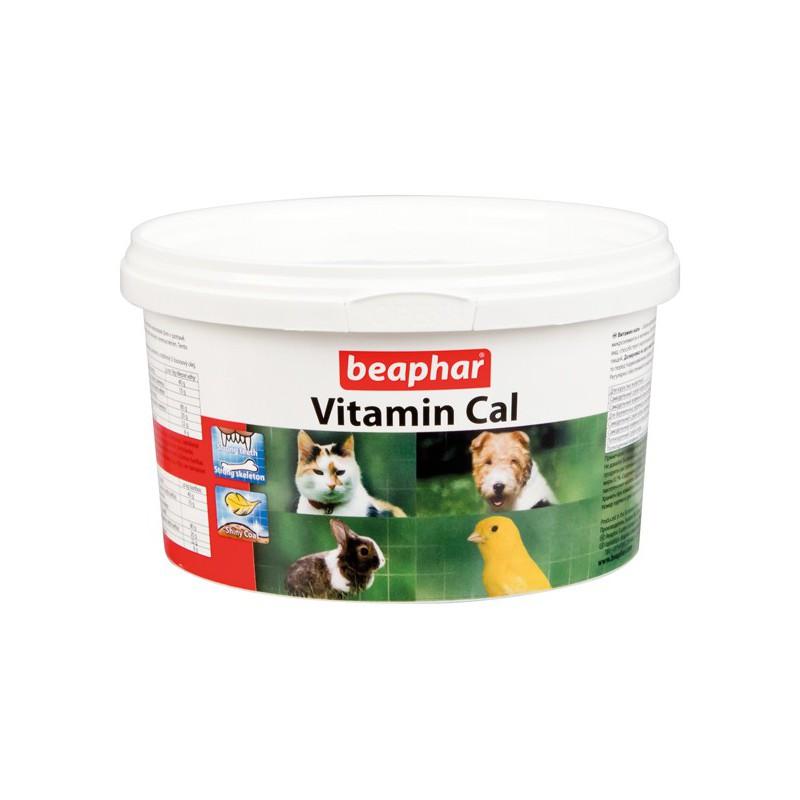 Beaphar Doplněk stravy BEAPHAR Vitamin Cal 250g