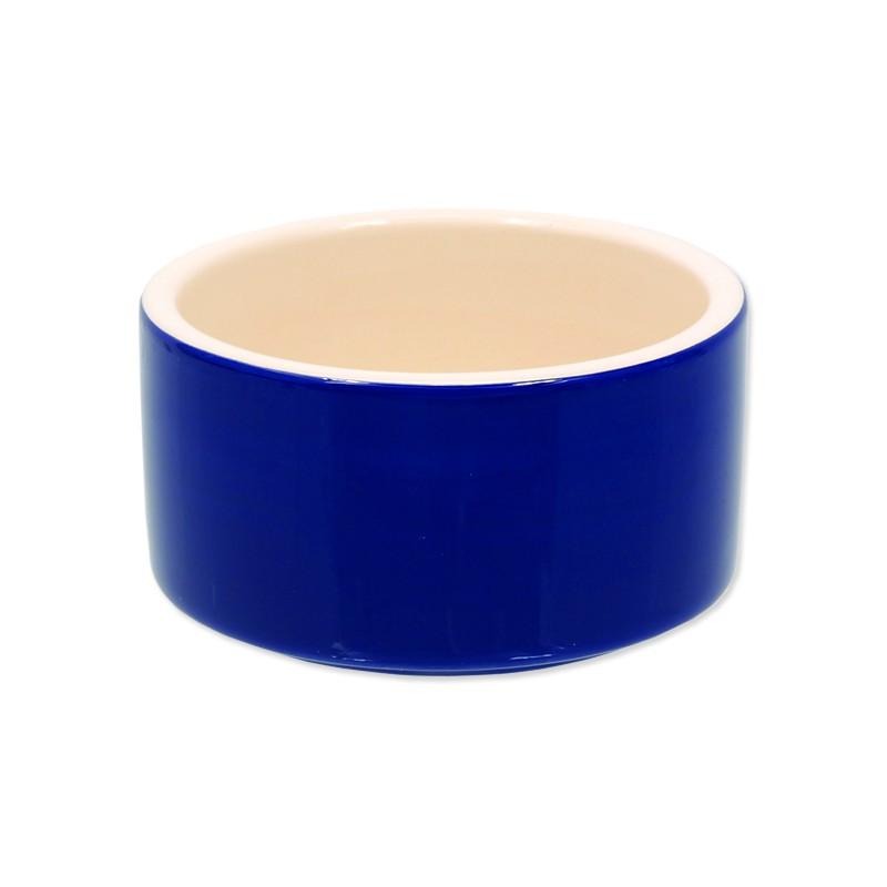 PLAČEK Miska SMALL ANIMALS keramická pro králíky modrá 10 cm 1ks