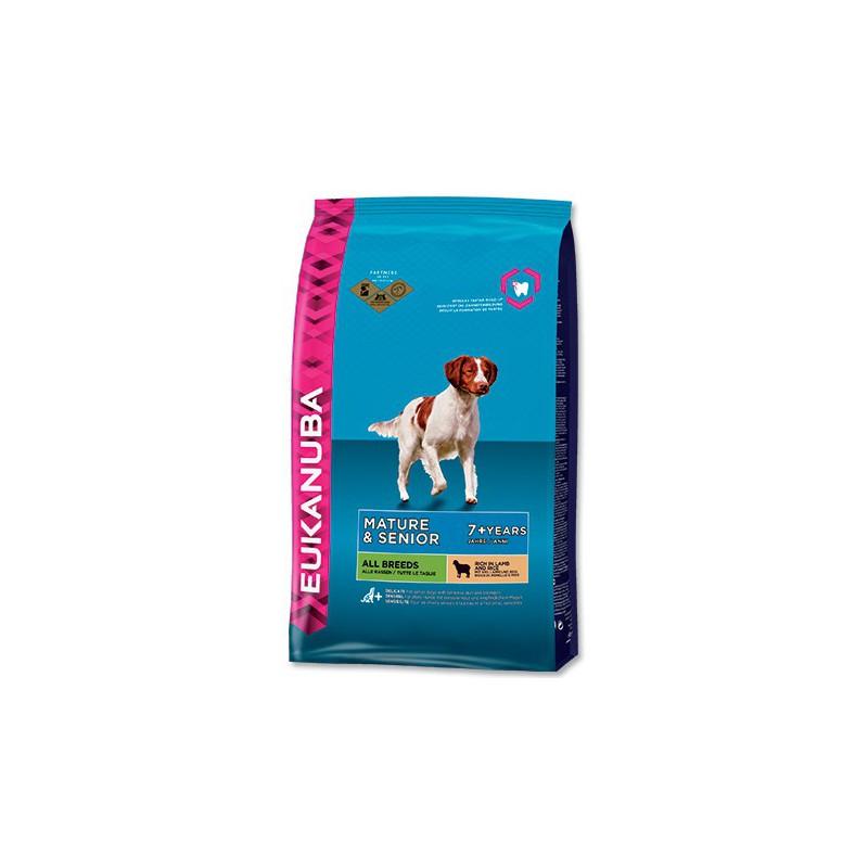 PG EUKANUBA Mature & Senior Lamb & Rice 12kg