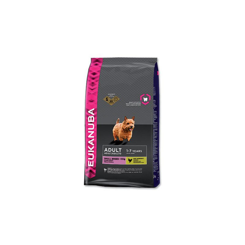 PG EUKANUBA Adult Small Breed 15kg