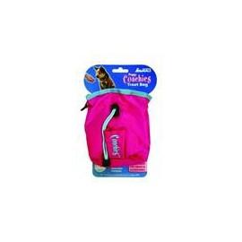 Pamlsovník nylon růžovo/modrý Clix 1 ks
