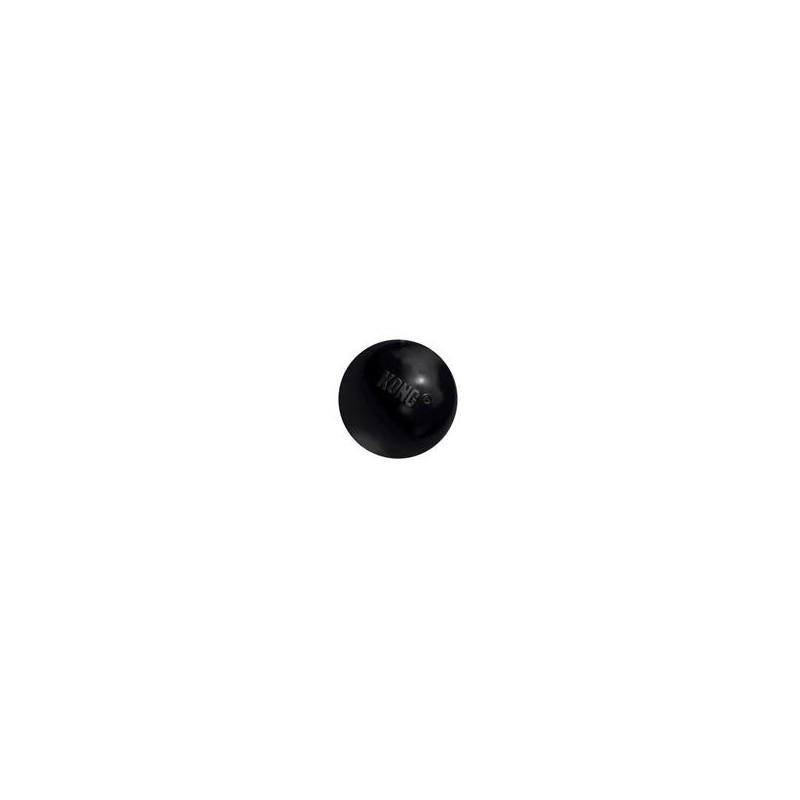 SAMOHYL Hračka guma Míč černý Kong medium / large