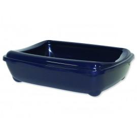 Toaleta MAGIC CAT Economy s okrajem modrá 50 cm 1ks