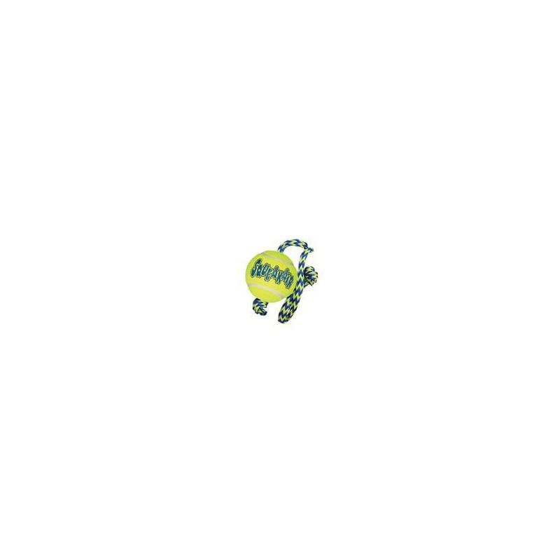 SAMOHYL Hračka tenis Air dog Míč na šňůrce Kong medium