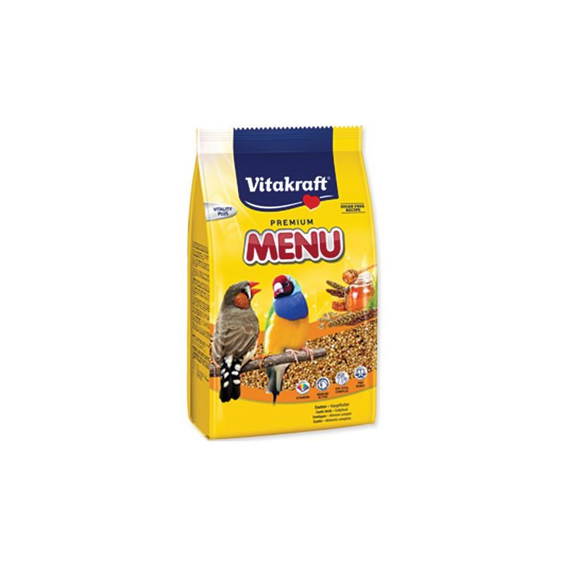 VITAKRAFTCHOVEX Menu VITAKRAFT Exotis Complete bag 500g