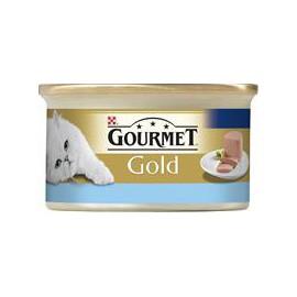 Gourmet Gold konzerva jemná paštika tuňák 85 g