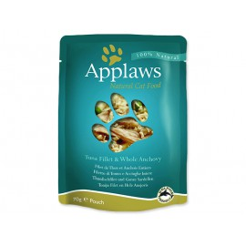 Kapsička APPLAWS Cat Tuna & Anchovy 70g