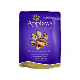 Kapsička APPLAWS Cat Chicken 70g