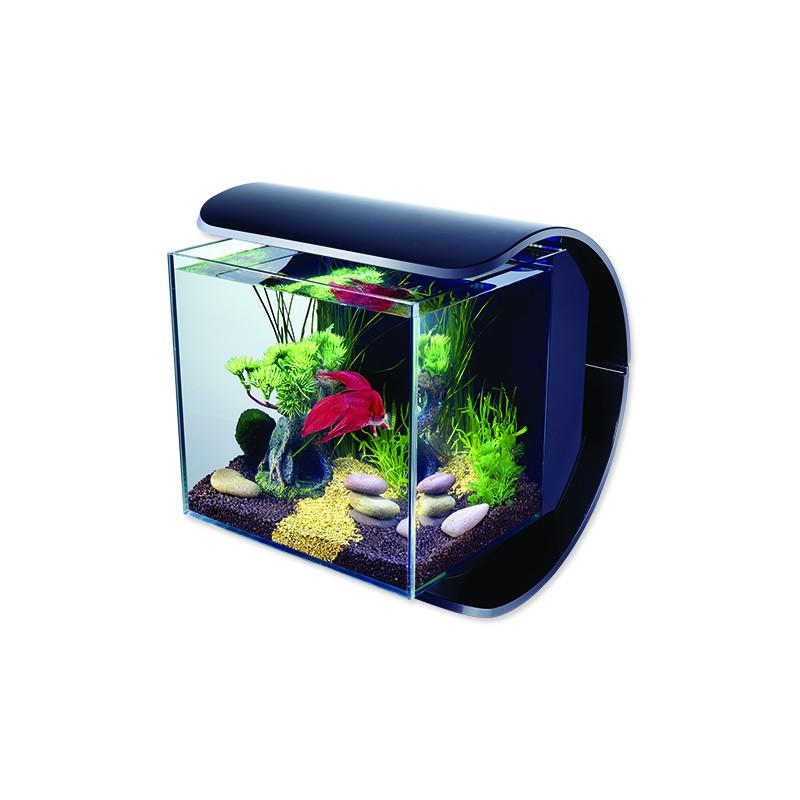 TETRA akvaristika Akvárium set TETRA Silhouette LED černé 31 x 31,5 x 27,5 cm 12l