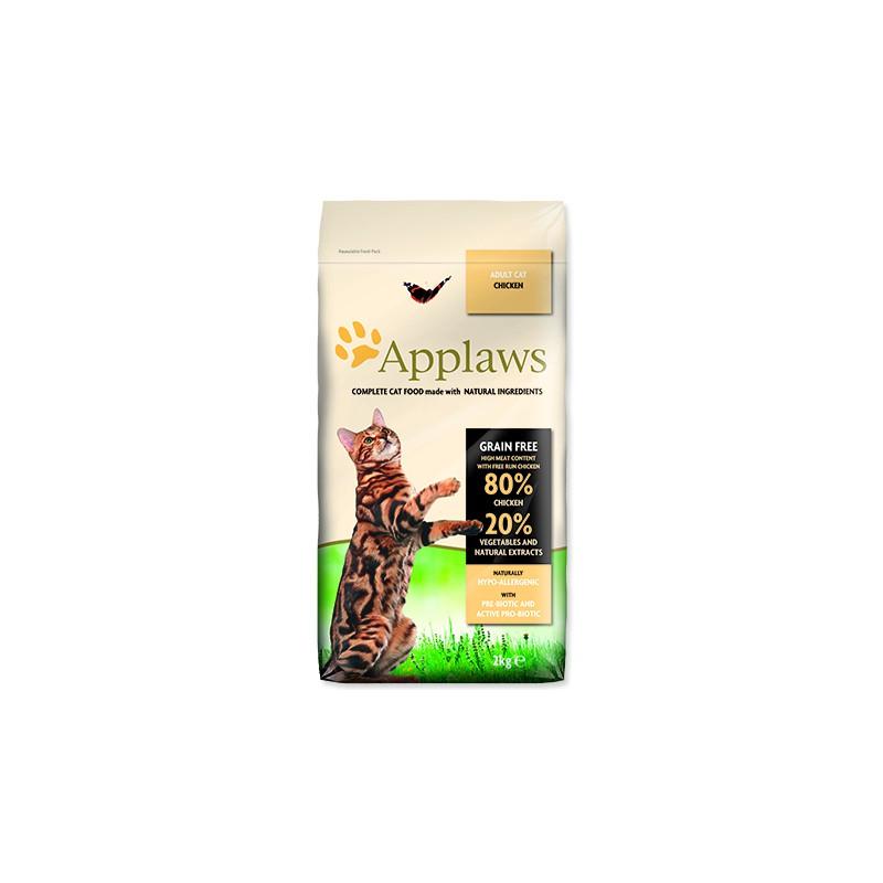 ALPHATECH APPLAWS Dry Cat Chicken 2kg