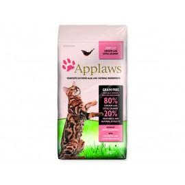 APPLAWS Dry Cat Chicken & Salmon 2kg