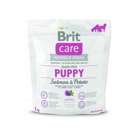 BRIT Care Grain-free Puppy Salmon & Potato 1kg