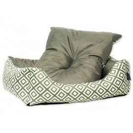 Sofa DOG FANTASY Etno hnědé 63 cm 1ks