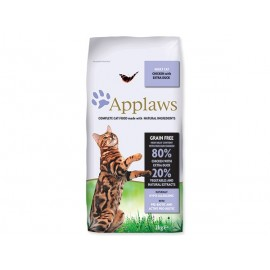 Krmivo APPLAWS Dry Cat Chicken with Duck 2kg