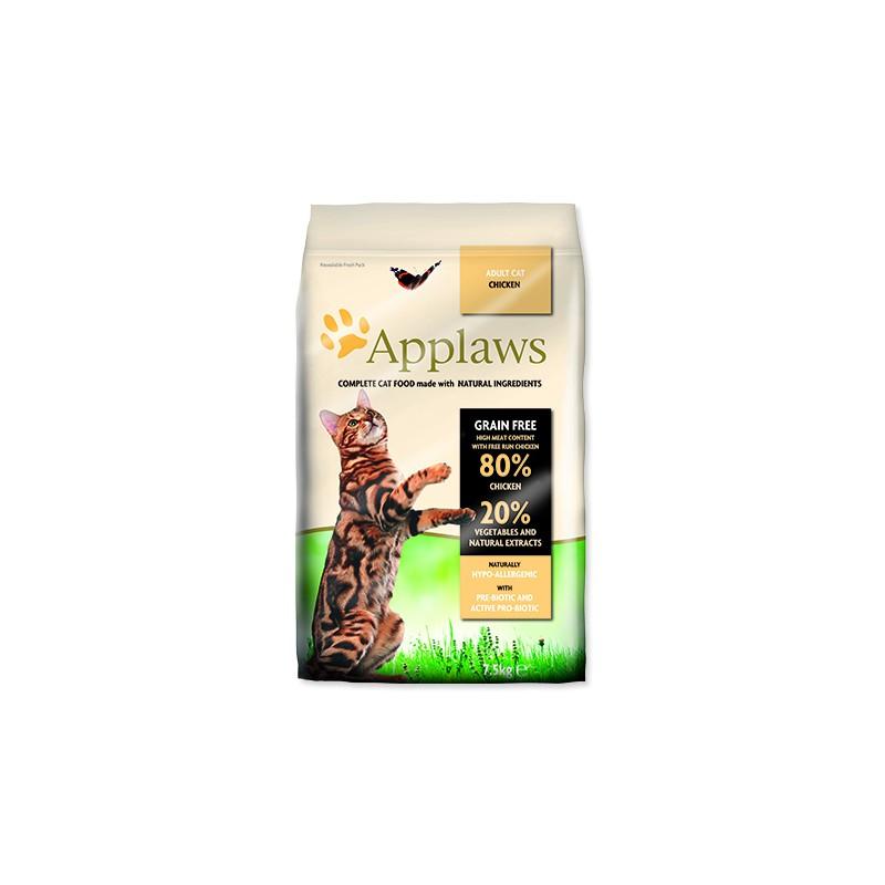 ALPHATECH, APPLAWS APPLAWS Dry Cat Chicken 7,5kg