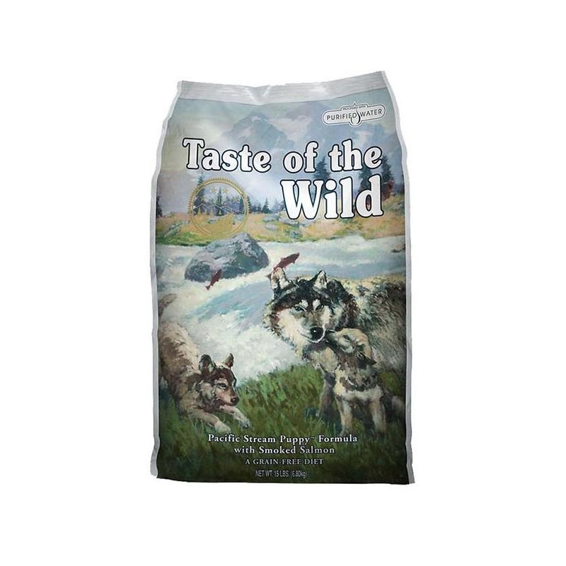 Taste of the Wild +Primordial Taste of the Wild Pacific Stream Puppy 2 kg