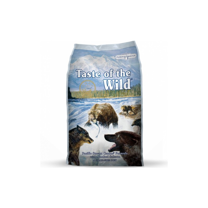 Taste of the Wild +Primordial Taste of the Wild Pacific Stream 2 kg