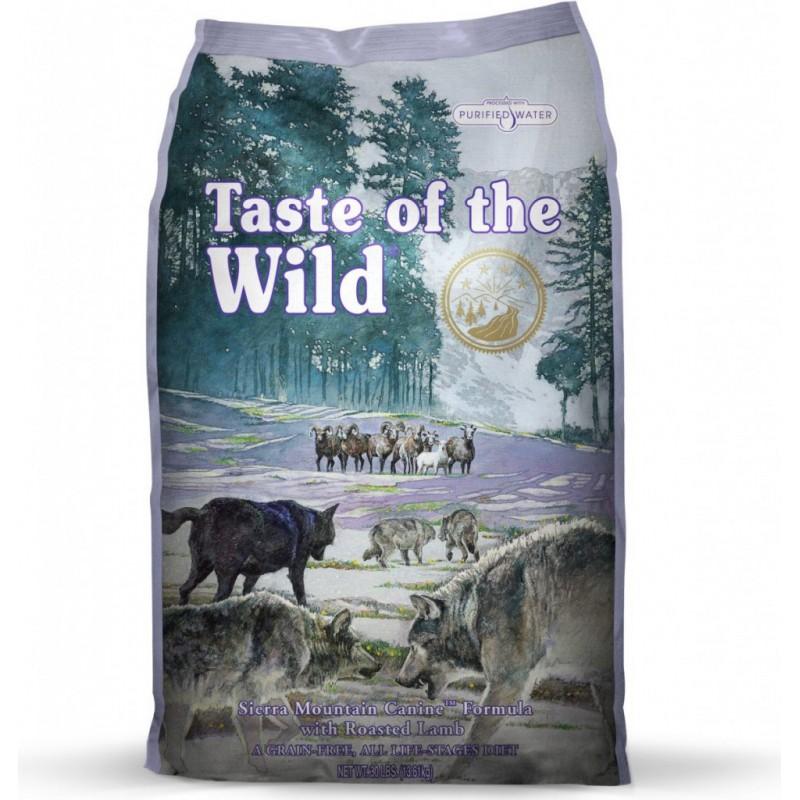 Taste of the Wild +Primordial Taste of the Wild Sierra Mountain Canine 2 kg