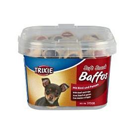 Trixie BAFFOS mini kolečka hovězí/dršť 140 g TR