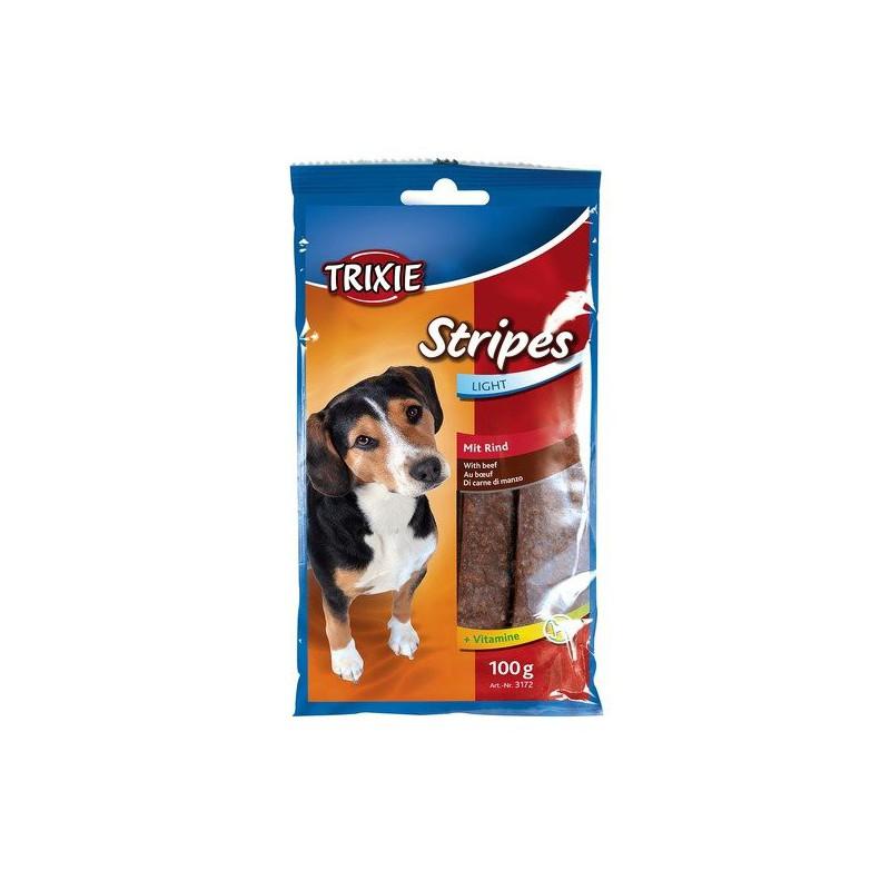 Trixie GmbH a Co.KG Trixie STRIPES light hovězí pro psy 10 ks 100 g TR