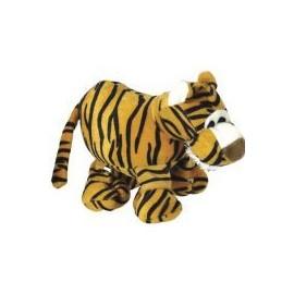 Hračka pes ZOO Park tygr plyš 16-22 cm