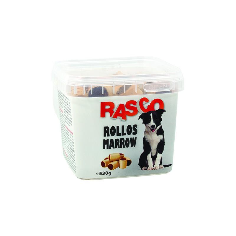 Rasco Sušenky RASCO Dog rollos morkový malý 530g
