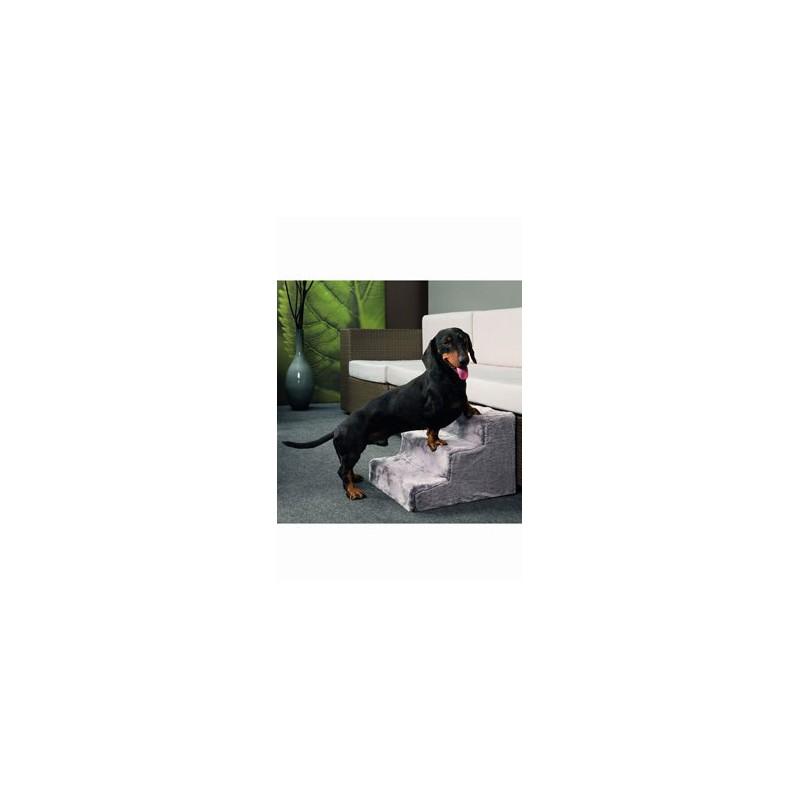 Karlie Flamingo GmbH Schody pro psa Easy Step Dog 43x41x29 cm šedé KAR