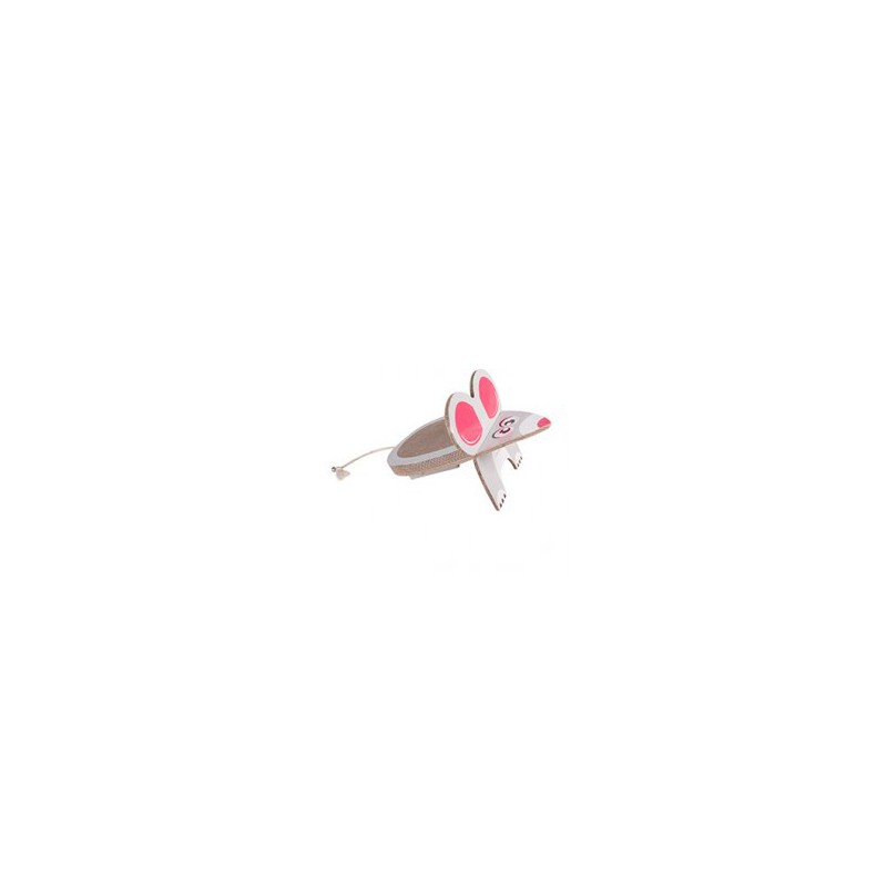 Karlie-Flamingo Škrabadlo pro kočky Myš 45x29x29cm