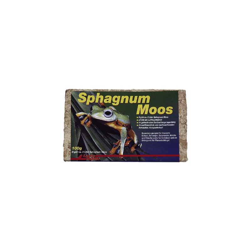 Lucky Reptile Sphagnum Moss 100 g